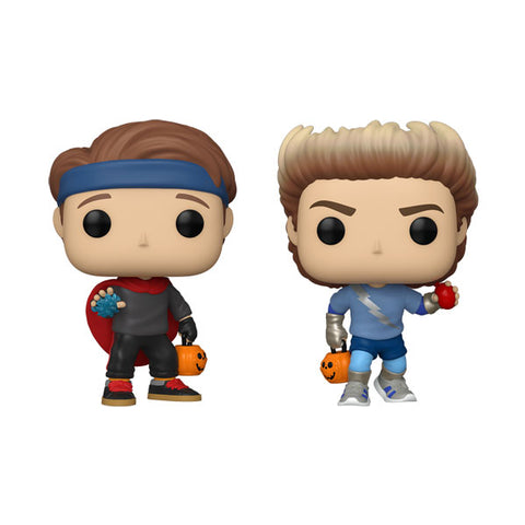 ECCC21 Wandavision Billy And Tommy (Halloween) 2 pack Pop Vinyl