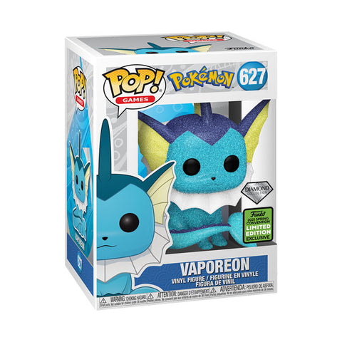 ECCC21 Pokemon Vaporeon DGL Pop Vinyl
