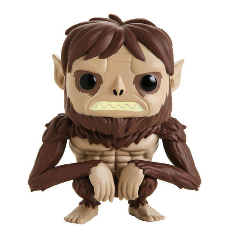 "Attack on Titan - Beast Titan US Exclusive 6"" Pop! Vinyl"