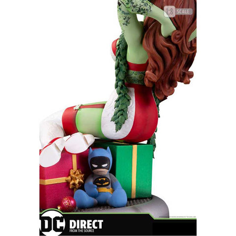 Image of DC Bombshells - Poison Ivy Holiday Variant Statue