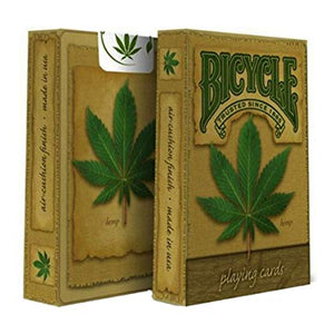 Bicycle Poker Hemp