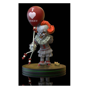 "IT (2019) - Pennywise ""I Heart Derry"" Q-Fig"