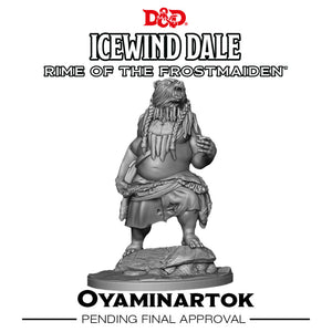 D&D Icewind Dale Rime of the Frostmaiden Oyaminartok
