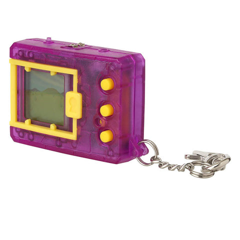 Digimon Translucent Purple