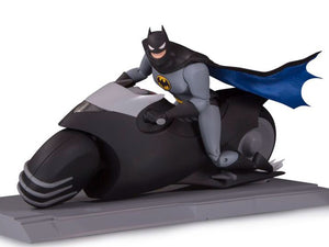 Batman: The Animated Series - Batcycle & Action Figure Set