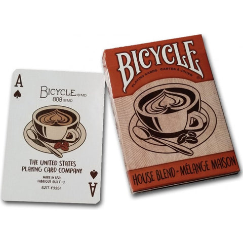 Bicycle Poker House Blend