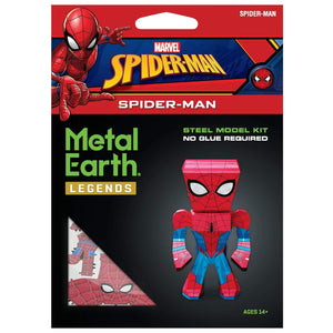 Metal Earth Legends - Spider- Man