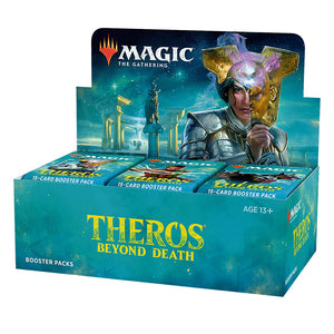 Magic the Gathering - Theros Beyond Death Draft Booster Box