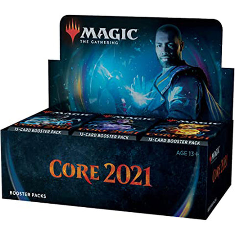 Magic the Gathering - Core 2021 Draft Booster Box