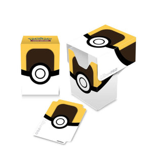 Ultra Pro Deck Box Pokemon Ultra Ball