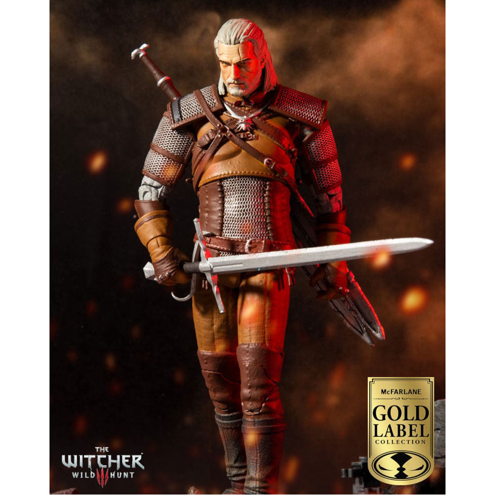 "The Witcher - Collector Series 7"" Action Figure"
