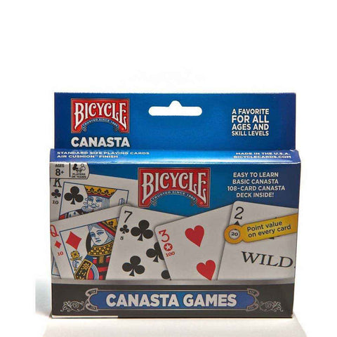 Image of Bicycle Canasta