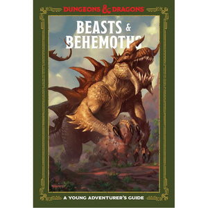D&D Dungeons & Dragons Beasts & Behemoths A Young Adventurers Guide