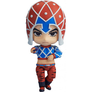 JOJO'S BIZARRE ADVENTURE: GOLDEN WIND - NENDOROID -GUIDO MISTA