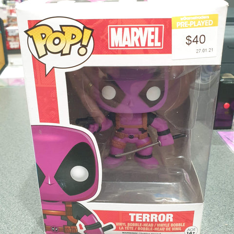 Deadpool - Terror Violet Us Exclusive