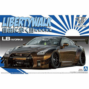 1/24 LB WORKS R35 GT-R type 2 Ver.1