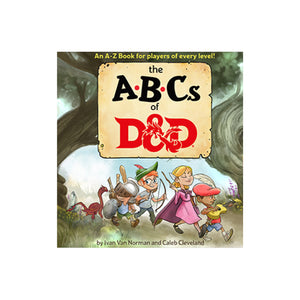 The ABCs Of Dungeon and Dragons