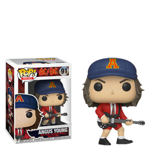 AC/DC - Angus Young Red Jacket US Exclusive Pop!