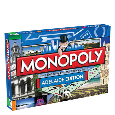 Image of Adelaide Monopoly