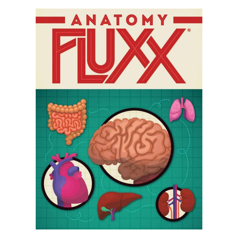Image of Anatomy Fluxx