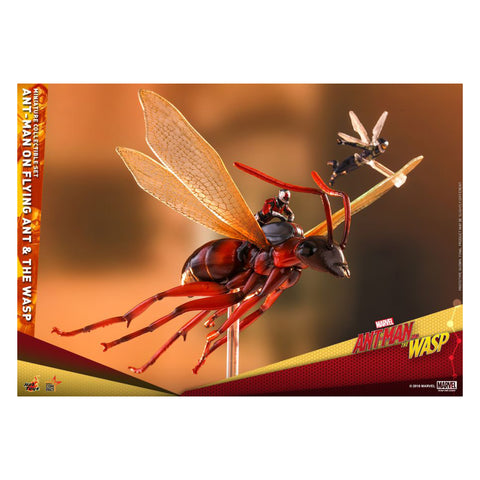 Image of Ant-Man and the Wasp - Ant-Man on Flying Ant & the Wasp Set