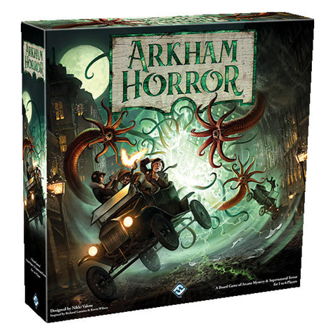 Image of Arkham Horror Board Game Third Edition