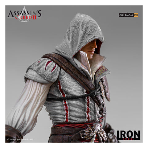 Assassin's Creed 2 - Ezio 1:10 Statue