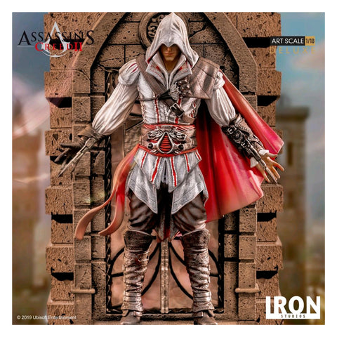 Assassin's Creed 2 - Ezio Deluxe 1:10 Statue