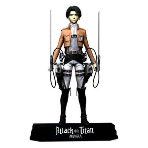"Attack on Titan - Levi 7"" Action Figure"