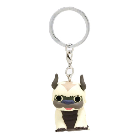 Avatar The Last Airbender - Appa US Exclusive Pocket Pop! Keychain [RS]