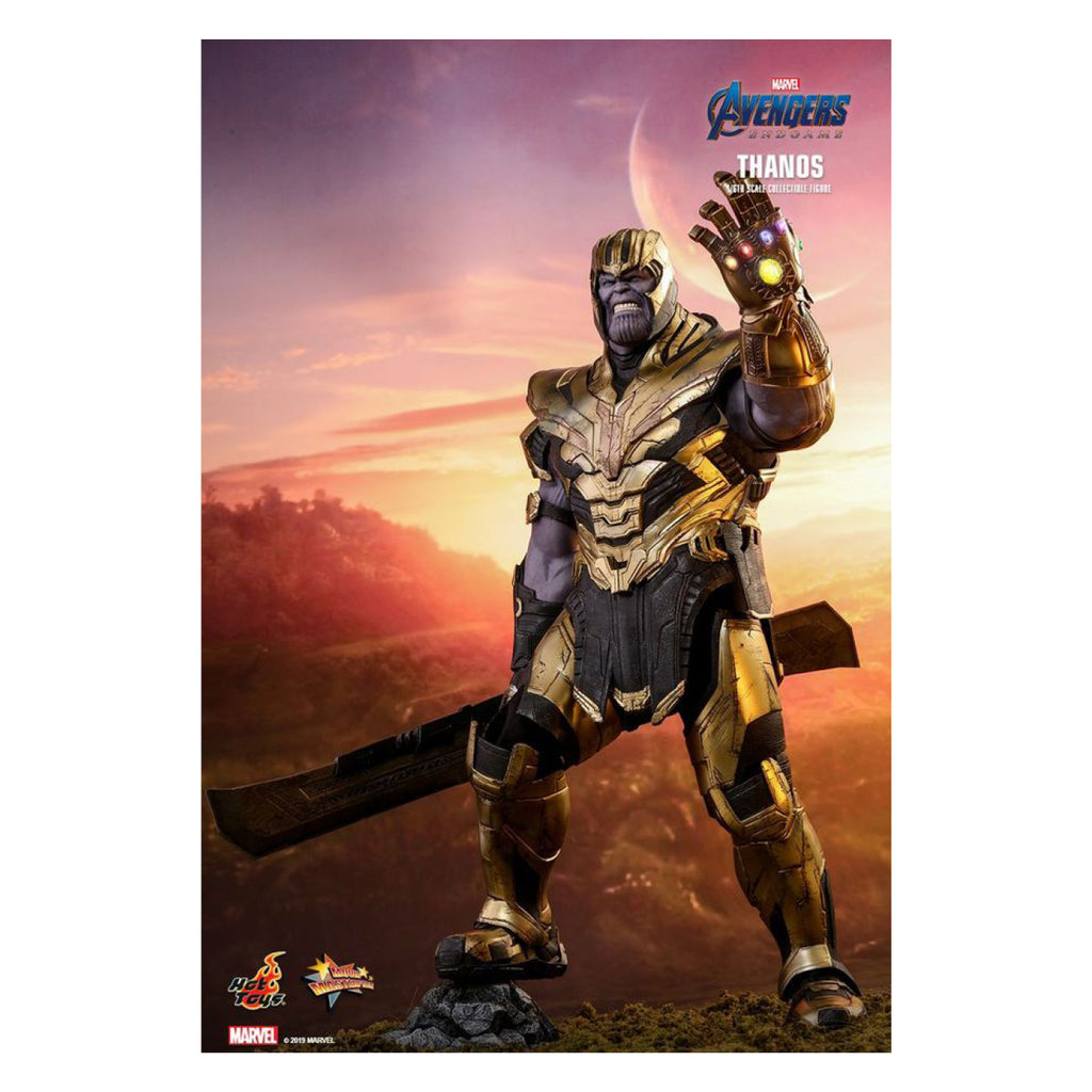 "Avengers 4: Endgame - Thanos 12"" 1:6 Scale Action Figure"