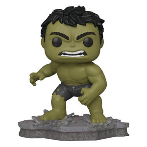 Avengers - Hulk (Assemble) US Exclusive Pop! Deluxe [RS]