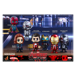 Avengers 2: Age of Ultron - Cosbaby Series 2 Set