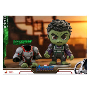Avengers 4: Endgame - Hulk with Suit Cosbaby
