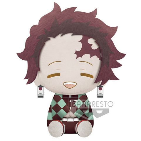 DEMON SLAYER: KIMETSU NO YAIBA - BIG PLUSH - TANJIROU KAMADO