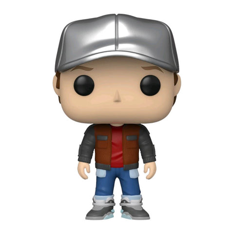 Image of Back to the Future - Marty in Future Outfit Pop! Vinyl