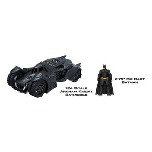 Batman: Arkham Knight - Batmobile 1:24