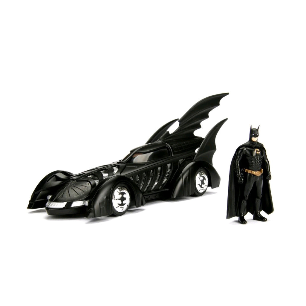 Batman Forever - Batmobile w/Batman 1:24