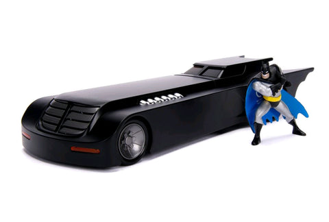 Batman: The Animated Series - Batmobile 1:24 Scale Diecast Vehicle