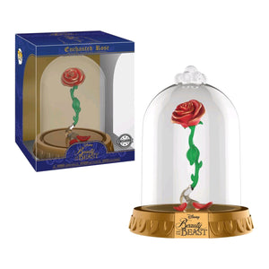 BandB-Enchanted Rose Us Exclusive Pop Vinyl