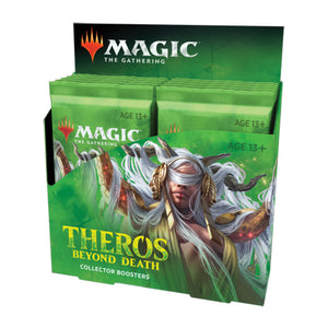 Magic the Gathering - Theros Beyond Death Collector Booster Box (12 boosters)