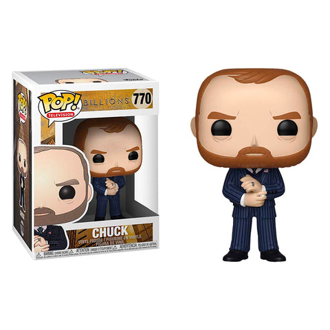 Image of Billions - Chuck Pop! Vinyl