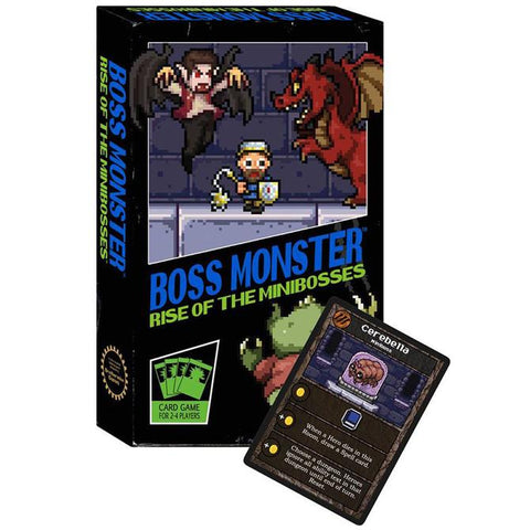 Image of Boss Monster Rise of the Minibosses