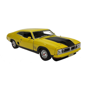 1/32 XB GT Yellow Blaze Ford Falcon Hardtop