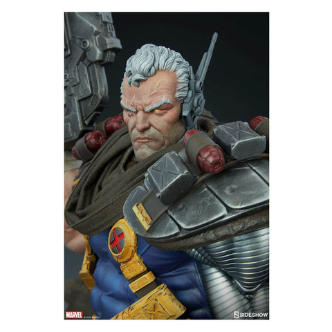 X-Men - Cable Premium Format 1:4 Scale Statue