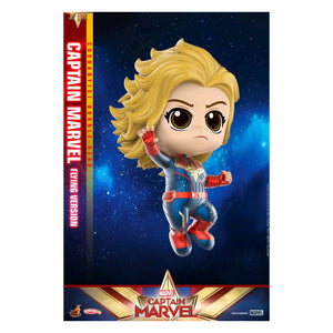 Captain Marvel - Flying Version Cosbaby