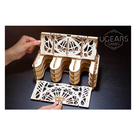 UGears Card Holder
