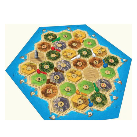 Catan - 5 and 6 Player Extension