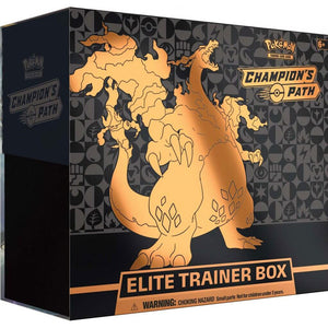 Pokemon TCG: Elite Trainer Box- Champion's Path