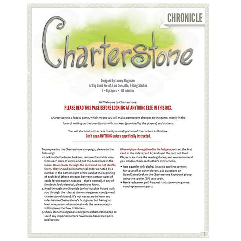 Image of Charterstone